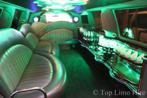 Hen Night Limo Rent